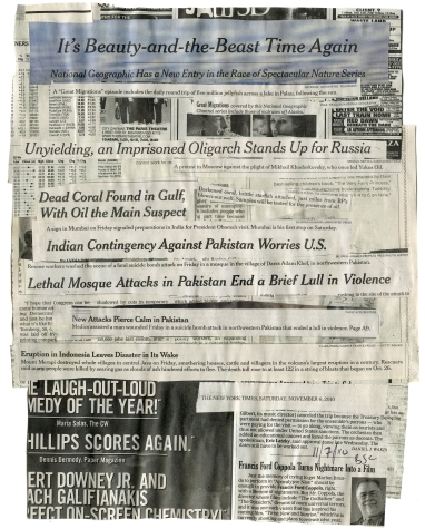 """(Oil the Main Suspect) NYT 11-6-10 - BSC 11-7-10   10 1-8X12 3-4"""" BACK"""